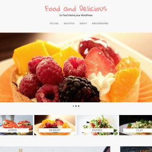 Food & delicious